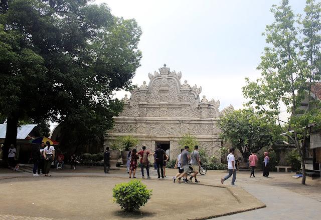 Foto Keindahan Tamansari Yogyakarta, Indonesia