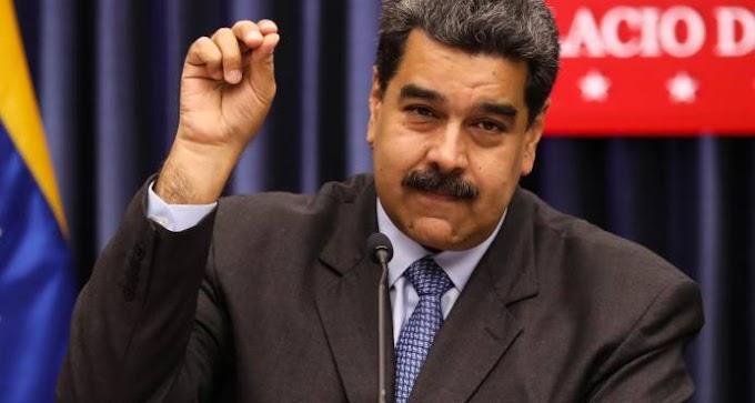 Maduro celebra amistad con Salt Bae entre críticas