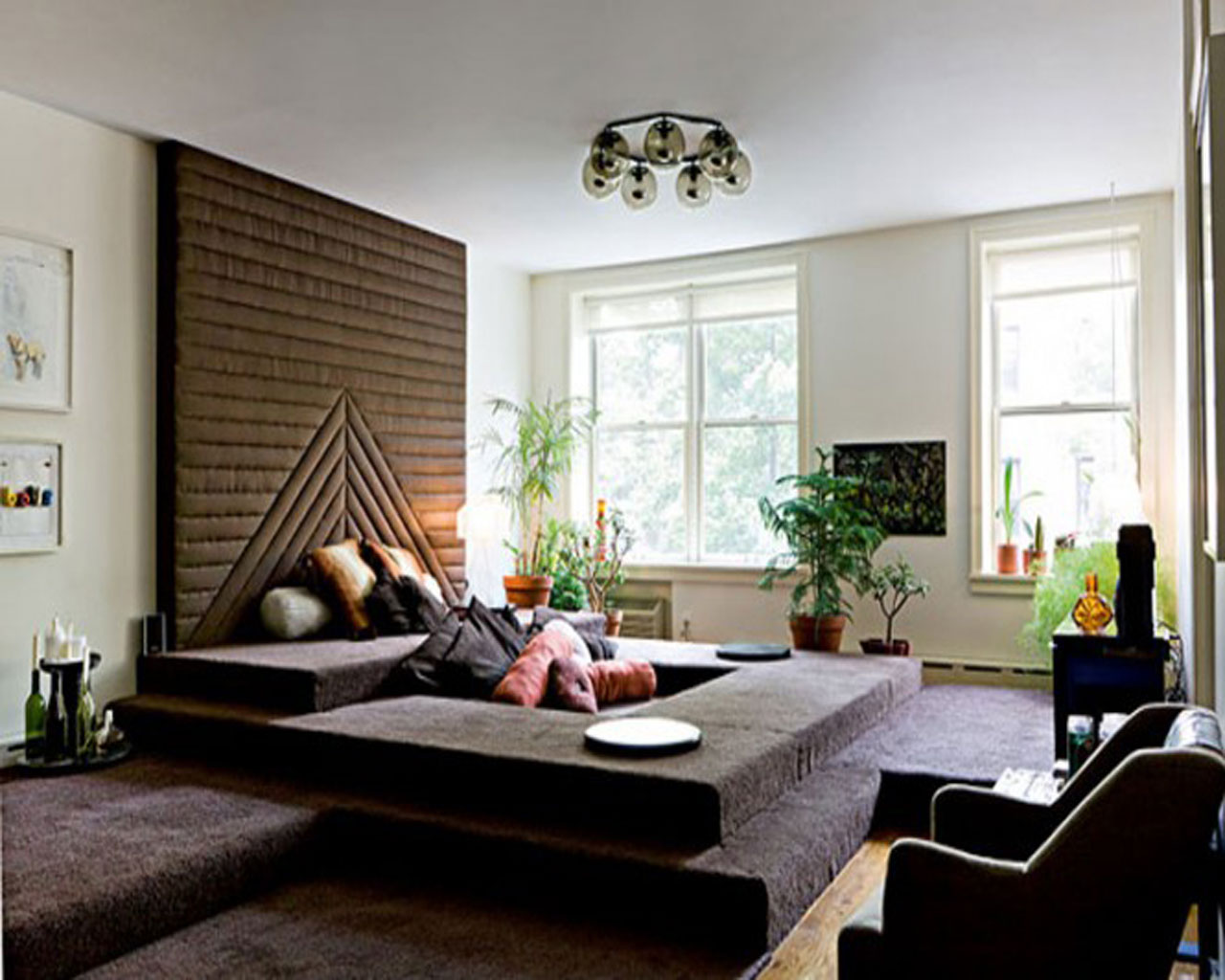 How To Decorate Oblong Living Room And Dining Colors Home Interior Designs: Design Ideas & Tips