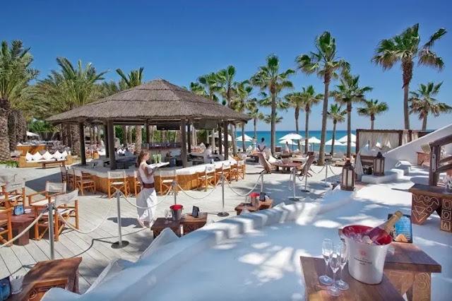 Nikki Beach Club  Miami (Florida), USA