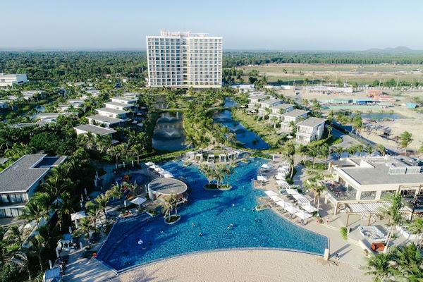 Bất động sản du lịch nghỉ dưỡng tại Hồ Tràm , đẳng cấp với nhiều dự án resort lớn