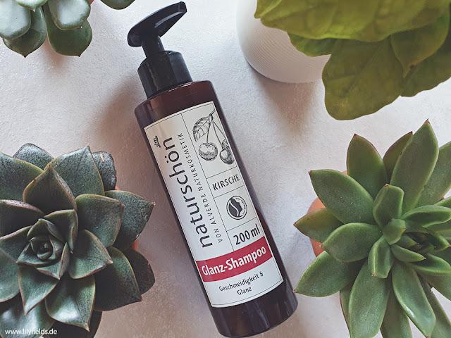 Alverde Naturkosmetik - Naturschön Glanz-Shampoo