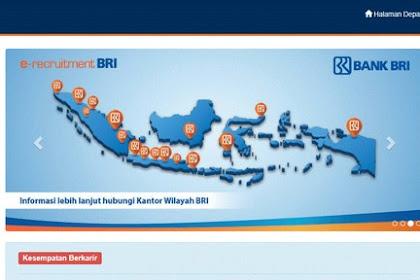 Pengalaman, Tahapan Dan Tes Di Bank BRI Untuk Frontliner