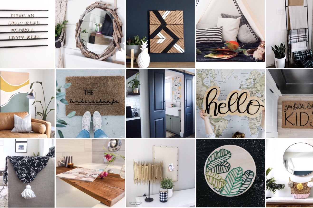 20 Stay Home DIY Home Decor Projects