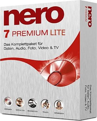 NERO 7 LITE + KEYGEN