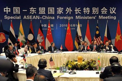Phán quyết Biển Đông, phép thử lớn với sự đoàn kết của ASEAN