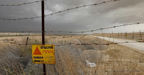 Local do batismo de Jesus está sem minas terrestres após 50 anos