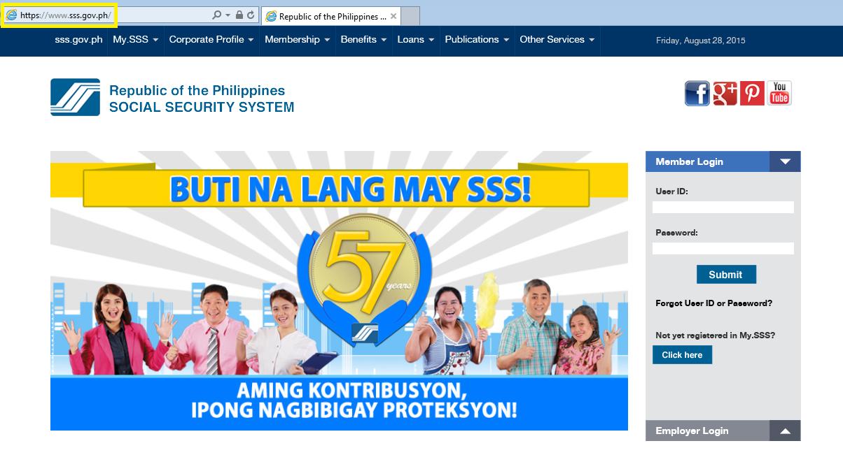 Sss Online Inquiry Gov Ph