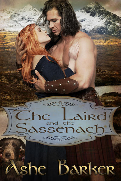 Laird and Sassenach cover