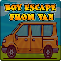 Boy Escape From Van