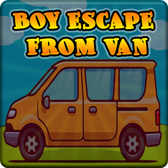 Games2Jolly Boy Escape From Van