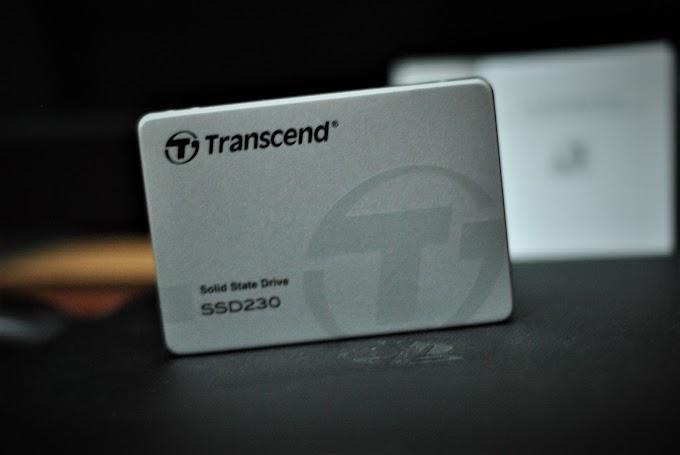 Transcend SSD230S 128GB: Hi-Yo Silver Away!