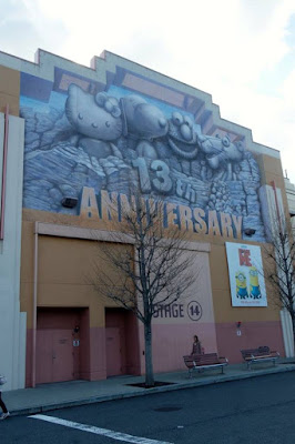 USJ 13th Anniversary in Japan