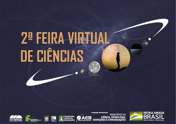 Abertas as inscrições para a 2° Feira Virtual de Ciências da AEB