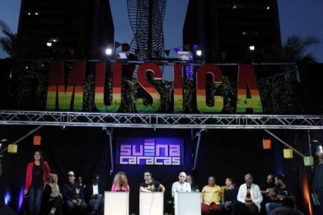 70 artistas participarán en Festival SuenaCaracas sumergidos en Basura y sin luz