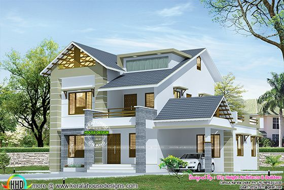 2269 square feet 4 bedroom house