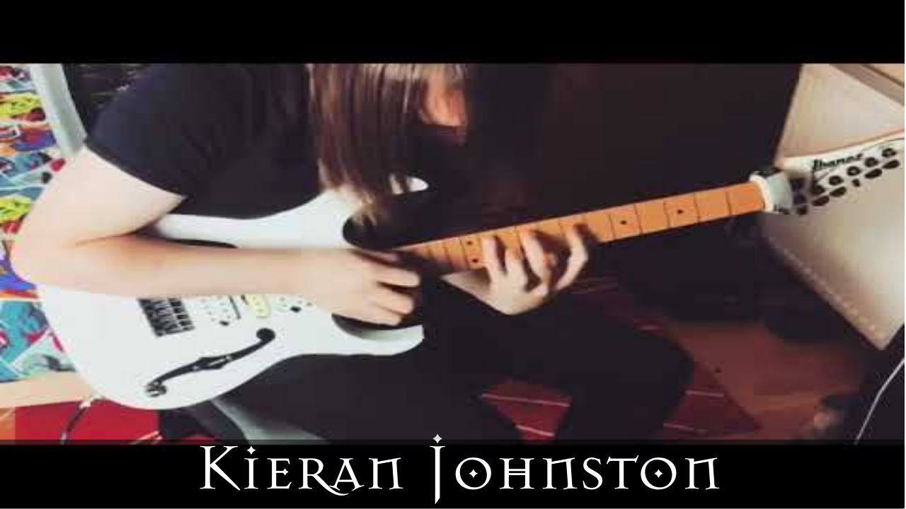 Kieran Johnston Improvising With My Ibanez Pgm301