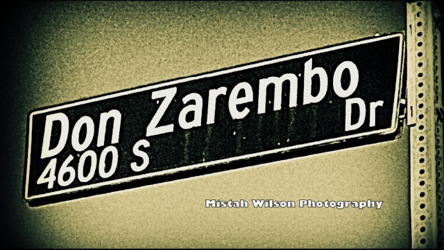 Don Zarembo Drive, Los Angeles, California by Mistah Wilson