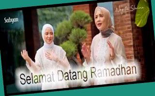 Sabyan dan Nagita Slavina Selamat Datang Ramadan