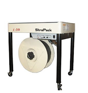 StraPack I-10 Strapping Machine