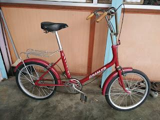 Basikal Raleigh Roamer