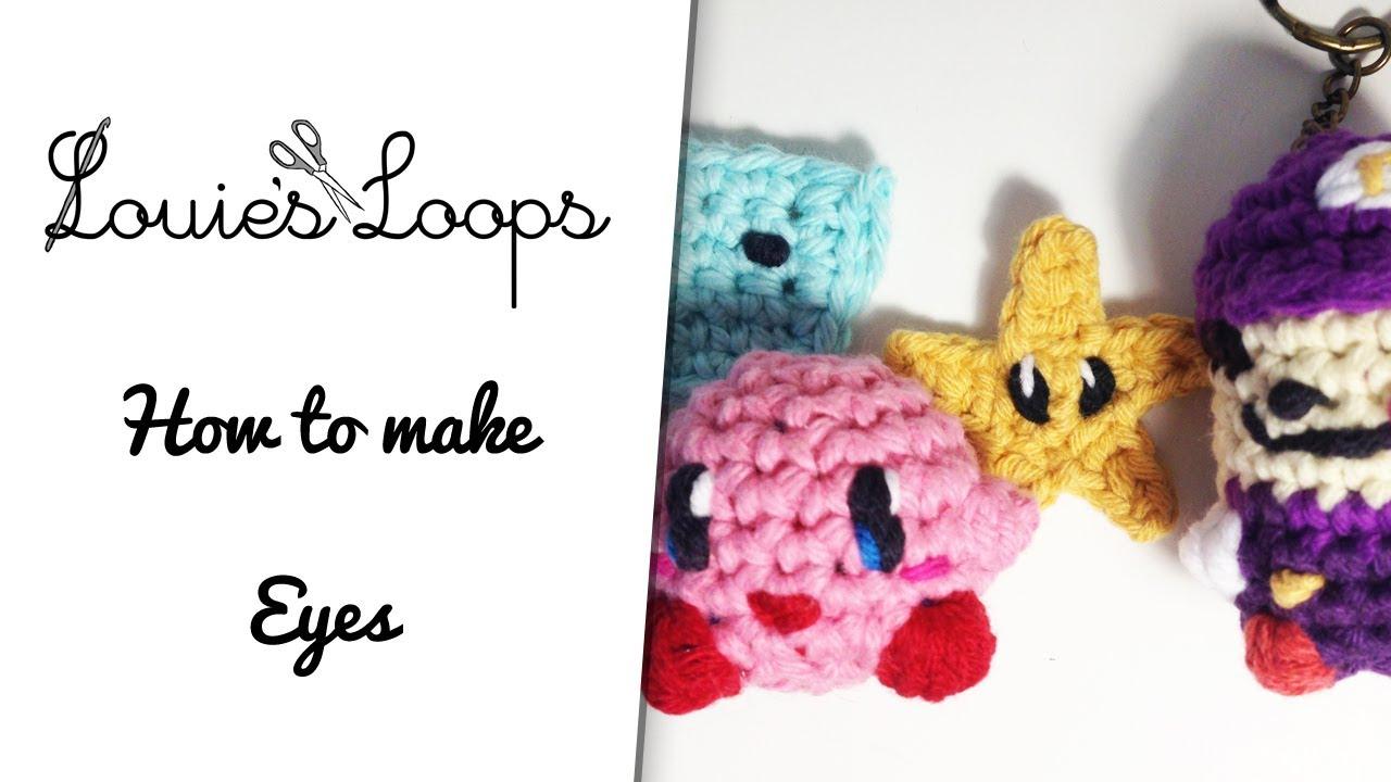 Crochet Sleeping Eyes | 720x1280