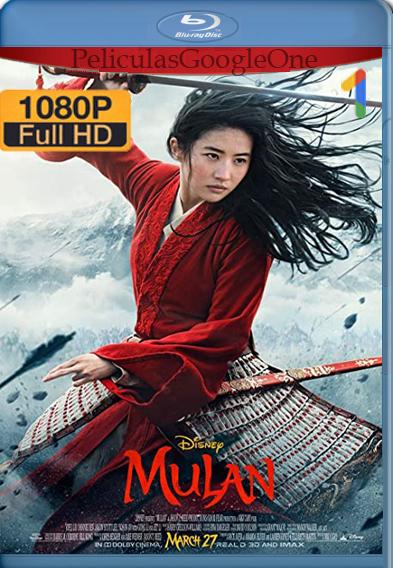 Mulán [2020] [60 FPS] [1080p BRrip] [Latino-Inglés] – StationTv