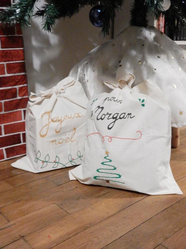 Des paquets cadeaux zéro déchet