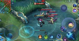 Skill Ultimate Hero Atlas Mobile Legends