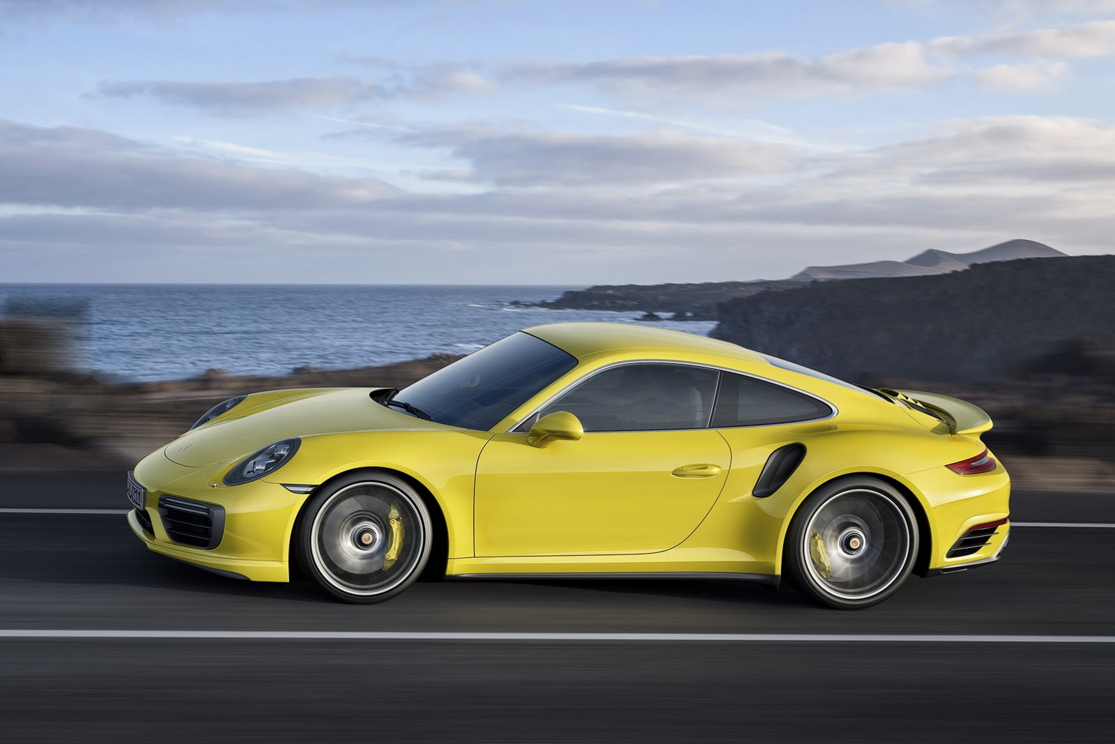 photo gallery - Porsche 911 Turbo S