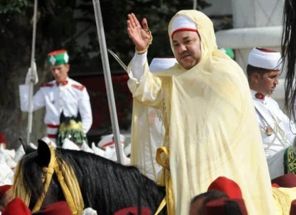 الملك محمد السادس ملك الإصلاح والنهضة والتجديد