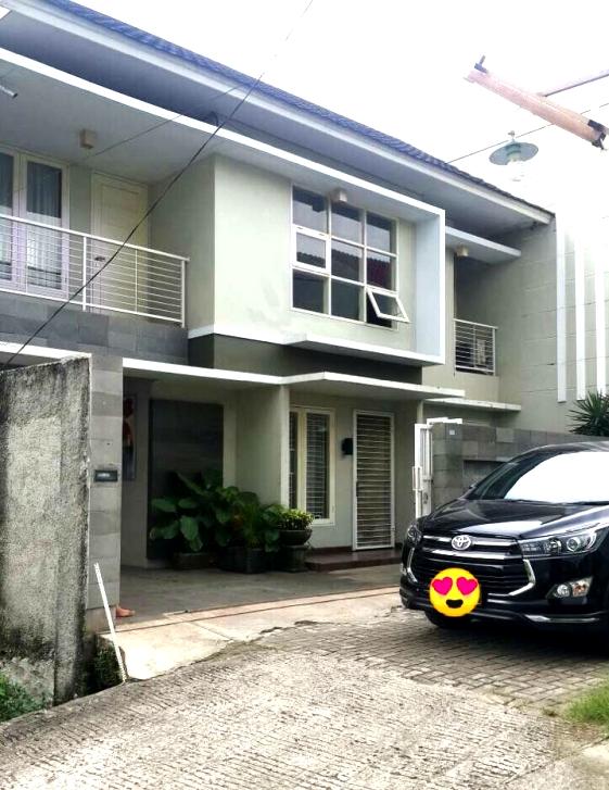 Jual Rumah Minimalis 2 Lantai Rp3,3 Miliar di Lokasi Strategis Bintaro Pondok Karya Tangsel