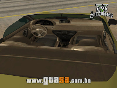 Grotti Carbonizzare do GTA V para GTA San Andreas