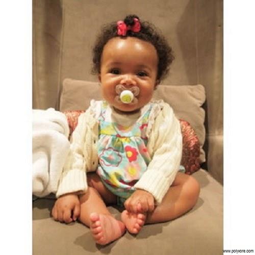 Magnifique bébé métisse - Bébé et décoration - Chambre ...