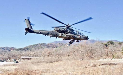 Trực thăng tấn công của Nam Hàn