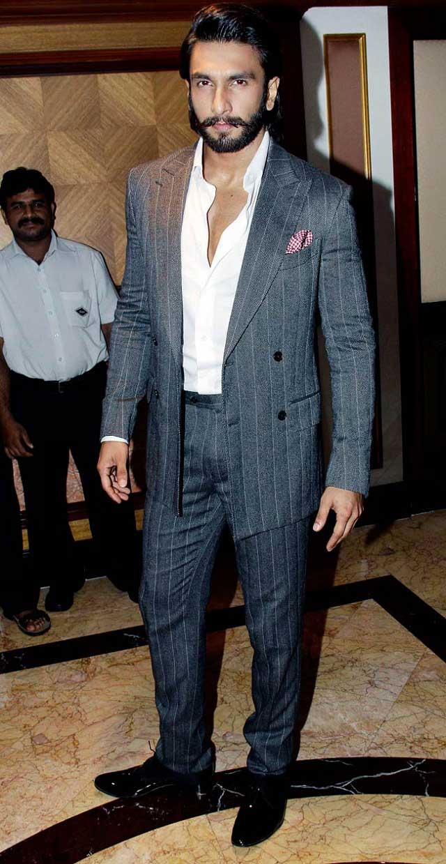 Must follow ranveer singh fashion style tips to make a Fashion style 101 blogspot