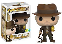 Pop! Disney: Indiana Jones - Indy with Idol.
