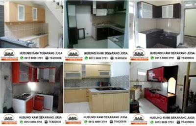 kitchen set minimalis murah di cimanggu, leuwiliang, bogong gede, atang sanjaya, parung