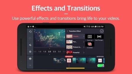 cara mudah edit video di HP