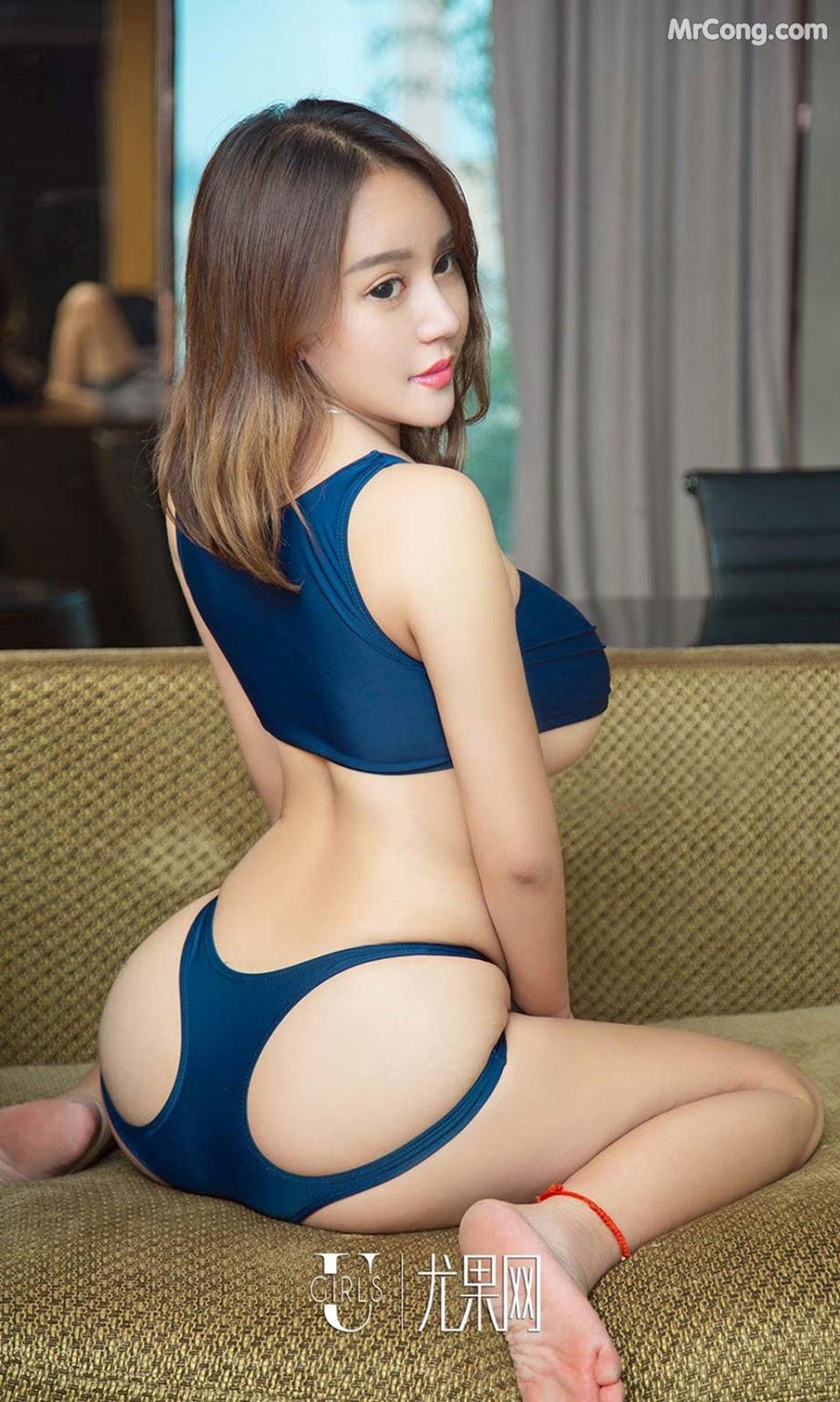 Image UGIRLS-Ai-You-Wu-App-No.913-Xiao-Meng-Meng-MrCong.com-029 in post UGIRLS – Ai You Wu App No.913: Người mẫu Xiao Meng Meng (小梦梦) (40 ảnh)