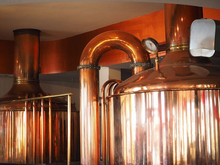 Reactor de cocción de cerveza