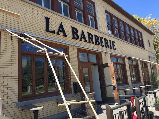 la barberie brewery