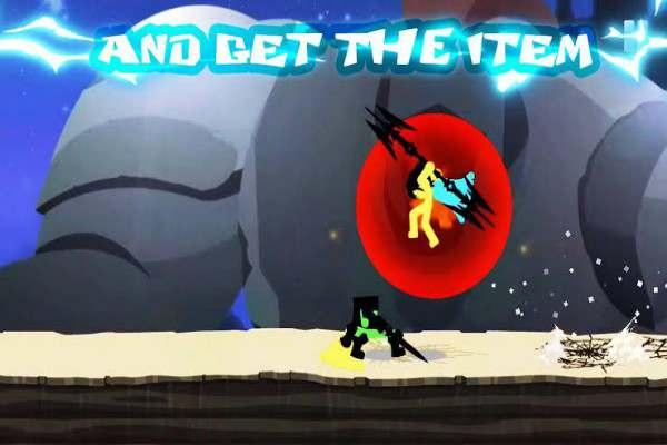 Stickman The Flash Mod Apk Gameplay