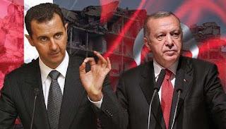 Asad Salahkan Erdogan Terkait Konflik Di Karabakh