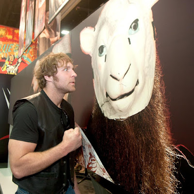 Images Wallpapers of WWE Superstar dean ambrose