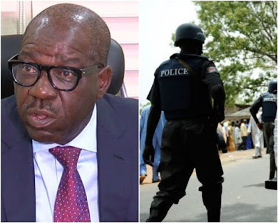 Edo 2020: APC Accused Obaseki Of Using Police To Intimidate Opposition