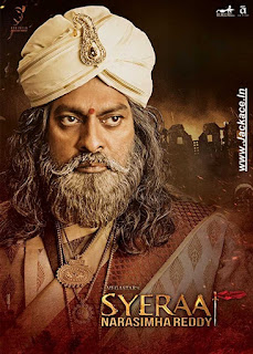 Sye Raa Narasimha Reddy First Look Poster 5
