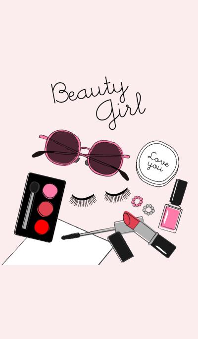 Beauty girl-