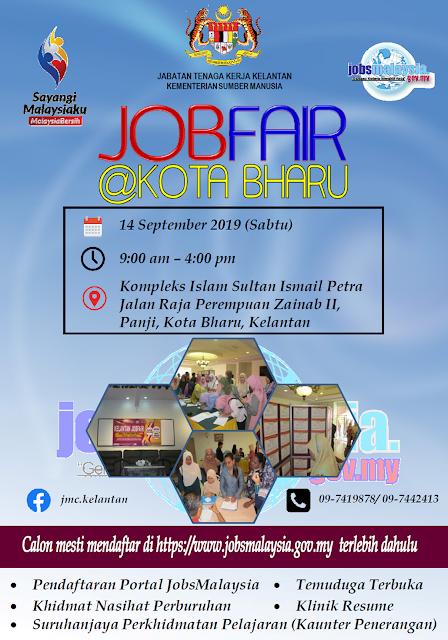 Jobfair @ Kota Bharu