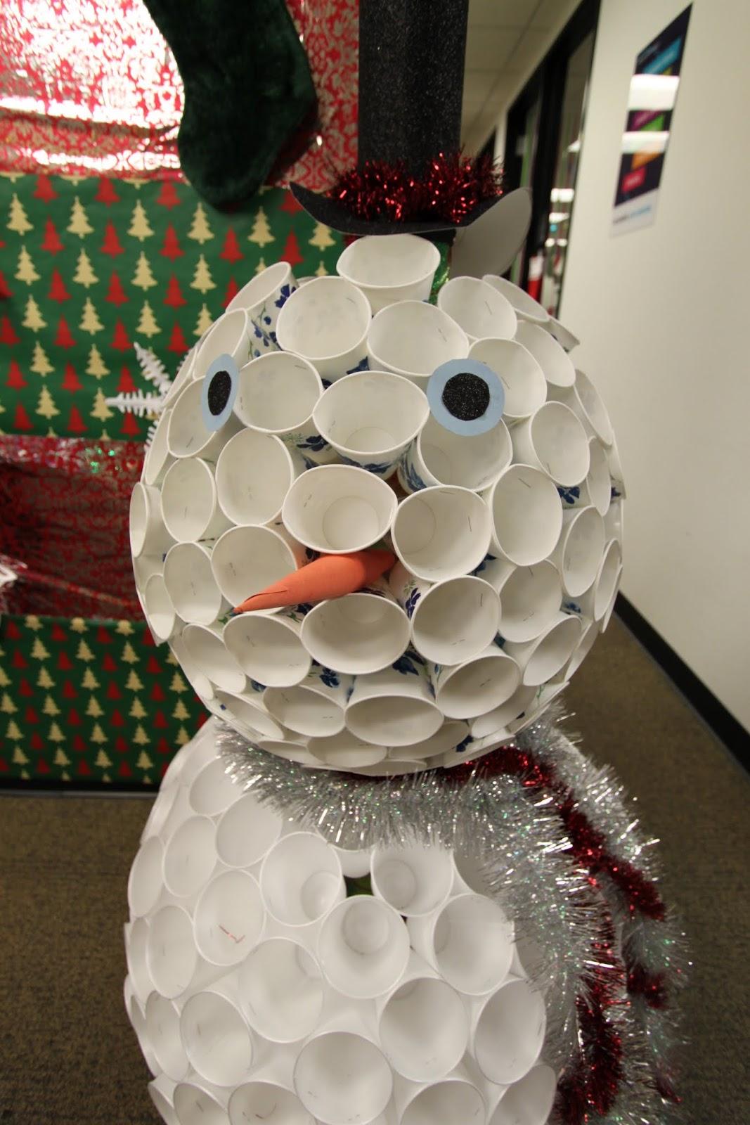 Office Christmas Decoration Ideas Themes. Office Christmas Decorating  Contest Photograph Chri Office Christmas Decoration Ideas